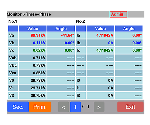 Digital Fault Recorder-AMT-7000 image02