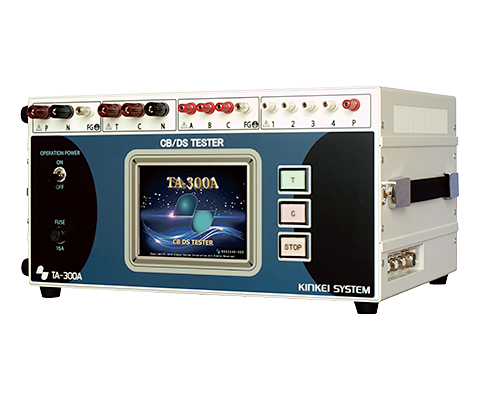 Circuit Breaker & Disconnecting Switch Tester -TA-300A image01
