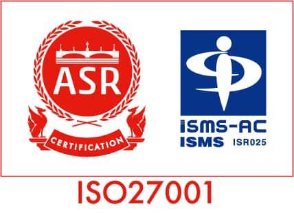 IEC27001認証