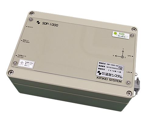 汎用型地震計(SDP-1000)