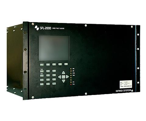 サージ受信型故障点標定装置(SFL-2000)