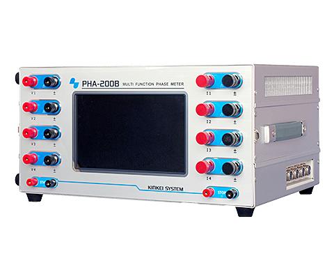 デジタル電圧電流位相差計